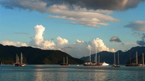 BODRUM - GOKOVA - BODRUM CABIN CHARTER / 7NIGHTS - 8DAYS